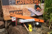 Komplettset Mobiles Sägewerk Granberg Alaskan