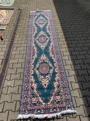 Zeitloser Teppich Läufer 400 cm