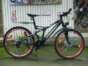 Mountainbike von CROSSWIND mit 21
