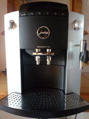 Kaffee Vollautomat Jura Impressa F50
