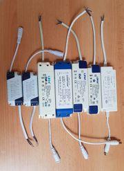 LED-Trafos Treiber in vielen Bauformen