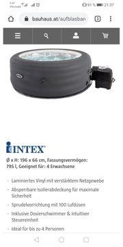 Whirlpool intex spa