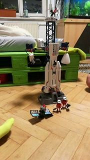 Playmobil Raumstation