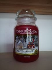 Yankee Candle Christmas Magic 623g