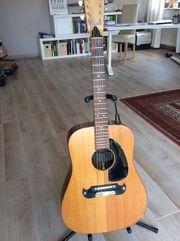 Deutsche Vintage Gitarre Framus 12