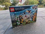 Harry Potter Quidditch Match Lego