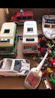 Playmobil Fahrzeuge