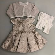 Baby Outfit 3 teilig Glanz