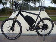 E -Bike elektro-Fahrrad defekt