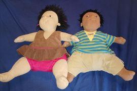 Rubens Barn Harry und Maria Puppen