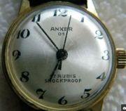 Anker 01 - Armbanduhr - 17 Rubis -