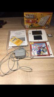 Nintendo 2DS Spezial Edition Spiele