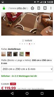 Teppich 200x290