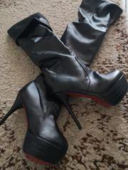 Sexy overknee Stiefel 39