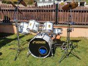 Schlagzeug sonor Force 3000 mit