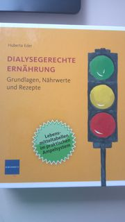 Dialysegerechte Ernährung - Huberta Eder