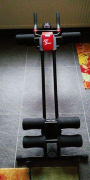 Bauch Rücken Muskeltrainer Fa Shaper