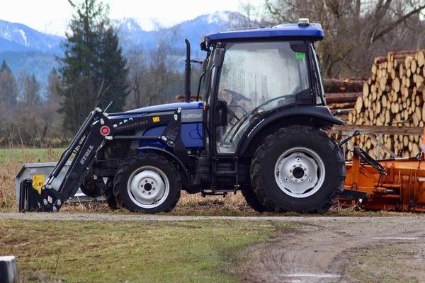 Traktor Schlepper 50 Ps 400