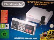 NES MINI mit 3 Kontrollern -
