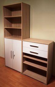 Neuwertige Büromöbel -schränke Ordnerregale mit