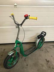 Puky Roller grün