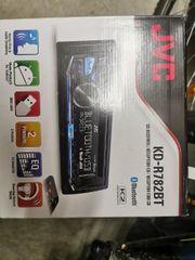 Autoradio JVC Bluetooth und Freisprech