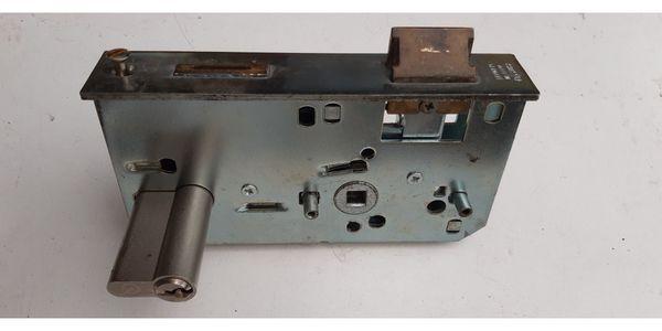 Gartentorschloß mit Zylinder und Schlüssel