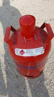 Lehres 11 kg Gas Flasche