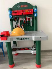 Bosch Work-Bank Kinder