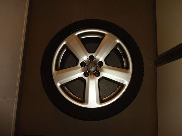 Audi A6 4f Alufelgen für