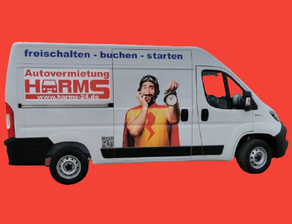 Miet LKW Magdeburg Transporter Verleih