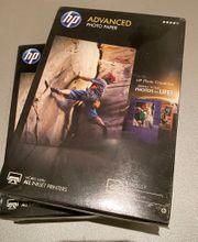 HP Fotodruckpapier 10x15 120 Stk