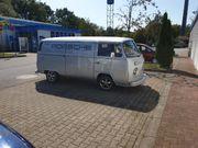VW T2 Bulli 1979 Kasten