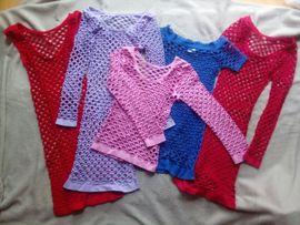 Netz Kleider Minis Shirts Gr 38 Bilder ansehen