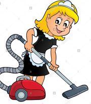 Putzfrau Haushaltshilfe Reinemachefrau gesucht