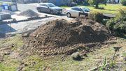 Gartenboden zu verschenken