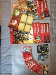 Lego Ninjago Karten