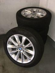 Winter-Kompletträder für BMW X3 F25