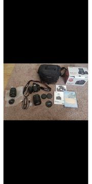Canon eos 750 D mit