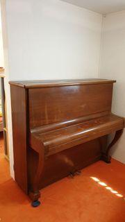 Hochwertiges Theodor Steinweg Braunschweig Klavier