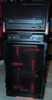 Gamer PC Intel Xeon E3-1231v3