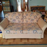Sofa Couch Zweisitzer