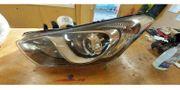 Scheinwerfer Hyundai I30 2015 Links