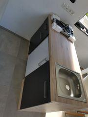 Einbauküche Single-Küche NEU
