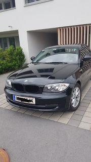 Wunderschöner Schwarzer BMW 1er-Reihe 118d