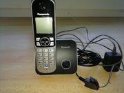 Panasonic KX TG6811GB Telefon schnurlos