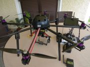 Drohne Carbon -Videokamera Sony CX730