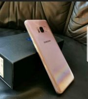 Samsung galaxy s8 64 rose