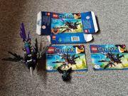 Lego 70000 Rabengleiter komplett mit