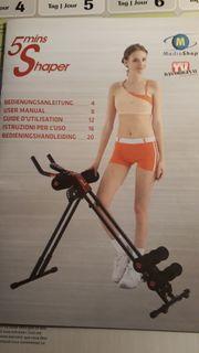 Heimtrainer Bauch-Beine-Po-Trainer